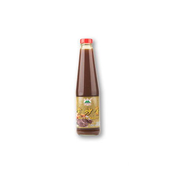 500g Glass Bottle Stir Fry Sauce