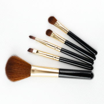 Mini Makeup Brush Portable Set