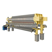 Big Capacity Chemical Industry Chamber Filter Press