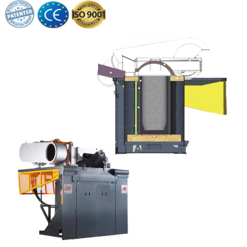 large capacity Melting furnace aluminum for sale