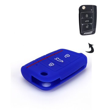 2018 Cheap silicone car key cover