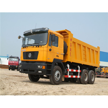 Shacman 6X4 dump truck with weichai engine shacman truck price