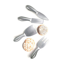 Good Quality for Professional Chocolate Making Tools stainles steel cheese set 4pcs export to Portugal Wholesale