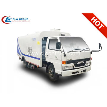 2019 New HOT JMC 5cbm city sweeper truck