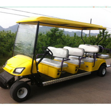 8 seats used custom golf car and golf carts for sale