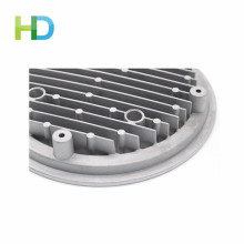 High Quality Industrial Factory for Die-Casting Products Durable parts led light housing aluminium die casting export to Antarctica Manufacturer