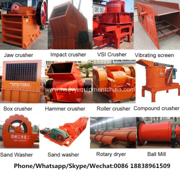 Circular Vibrating Sieve For Construction Industry