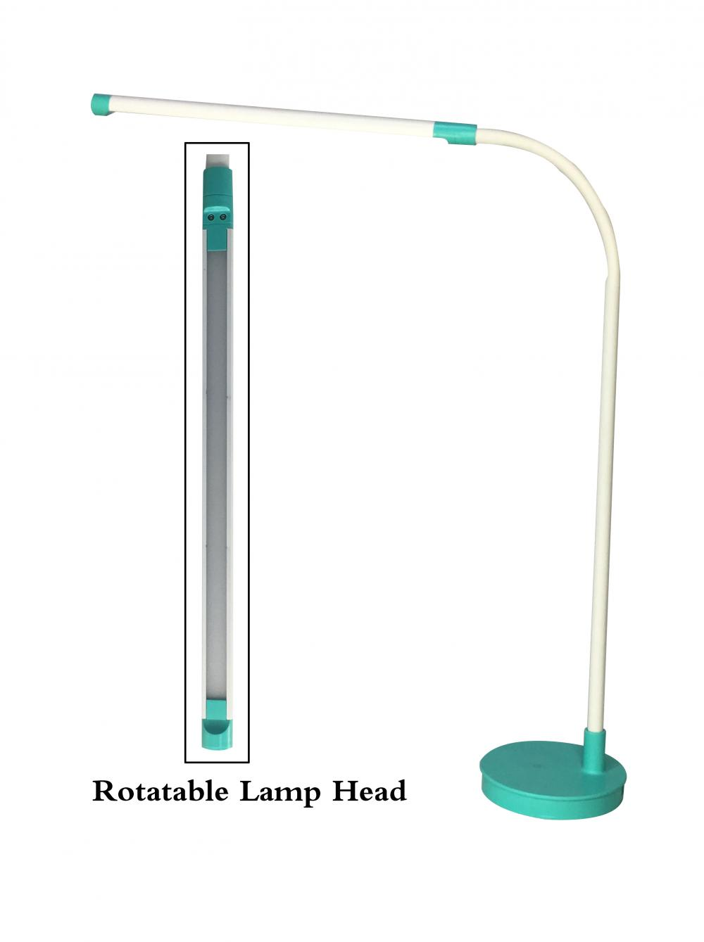Contemporary task lamp led