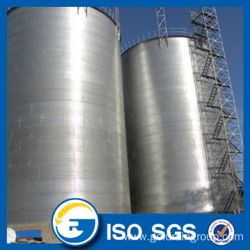 Corn Maize Steel Grain Storage Silo
