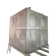 Stainless Steel 304 316 Water Tank With Assembly