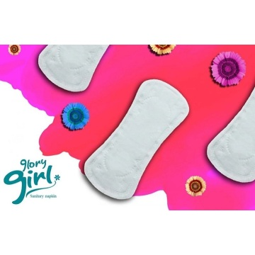 magnetic energy cotton panty liner