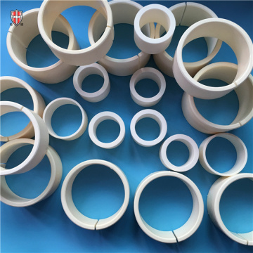refractory insulating alumina ceramic bush sleeve