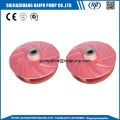 Slurry pump wet end parts