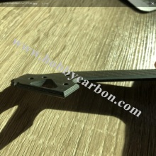 Hobby Parts CNC cutting Carbon Fiber Plate