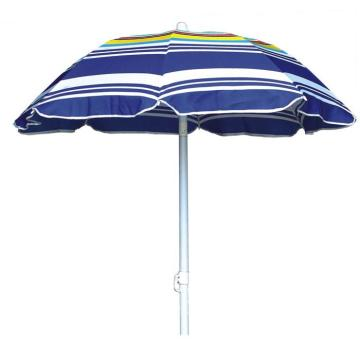 Popular Digital Printing folding custom beach umbrella