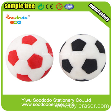 Football Shaped Eraser,TPR Eraser stationery