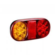Best Quality for Trailer Rear Lamps 100% Waterproof LED Boat Trailer Combination Tail Lights export to Somalia Supplier