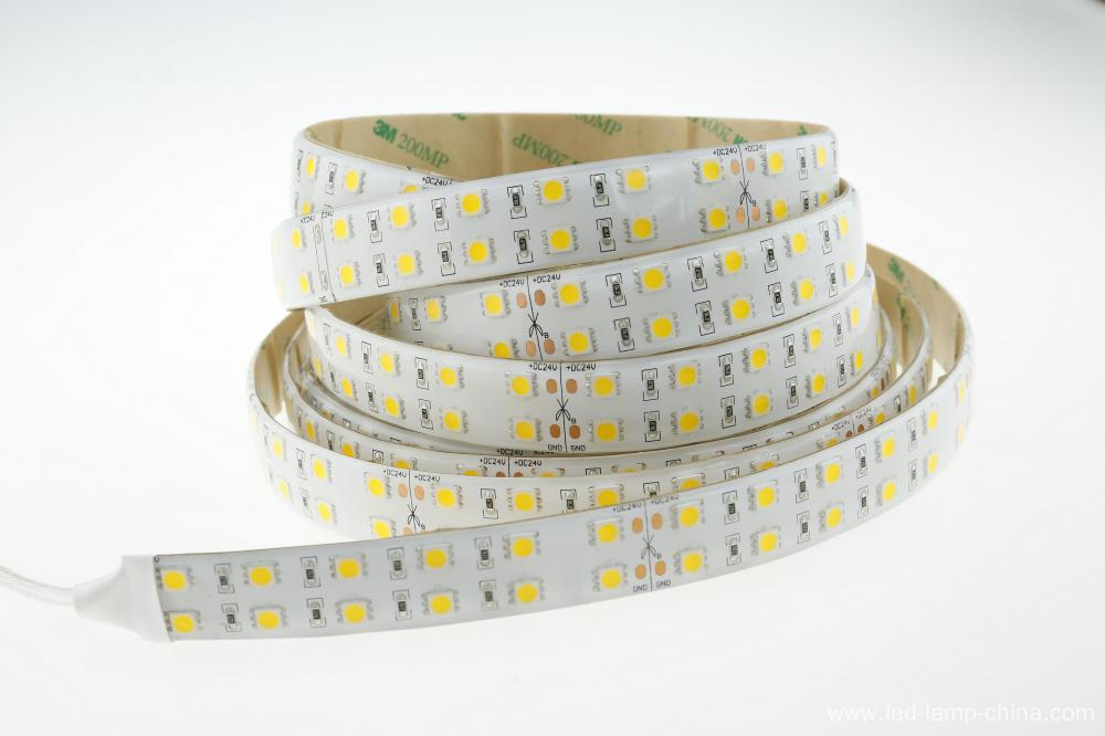 led strip light 5050 12v 60 price per meter by Epistar 5050