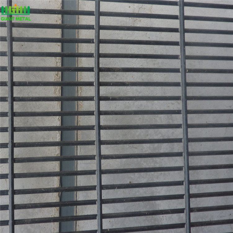 PVC Coating Welded 358 High Security Fence