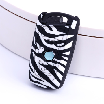 Eco-friendly Silicone Car Key Cover For BMW