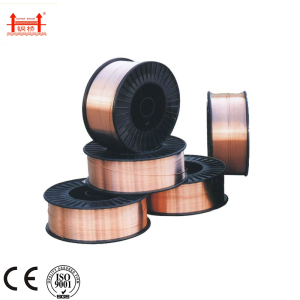 Cheap price for Aws E70S-6 Welding Wire Mild Steel Gas Shielded Er70s-6 Welding Wire 1.0MM supply to France Exporter