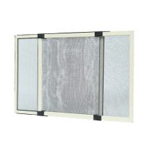Aluminum Frame Sliding Window with Fiberglass Window Screen