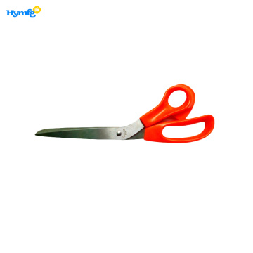 Highest ergonomy and cutting comfort tailor scissors