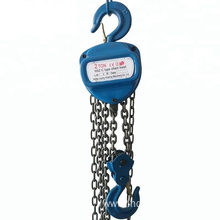 Factory Chain Hoist with Manual Pulley System