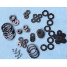 Wholesale Price for Plastic Washers,Rubber Washer,Insulation Washer Manufacturer in China Black Nylon Graphite Shoulder Washer supply to Pakistan Manufacturer