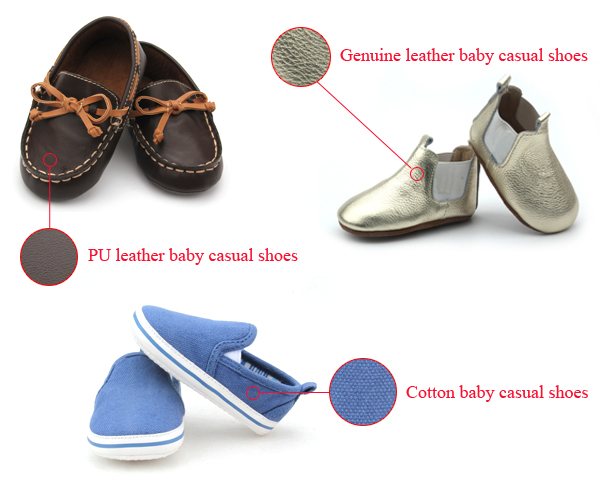 Baby Casual Shoes Styles