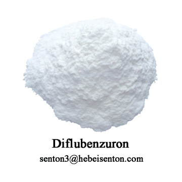 Goods high definition for White Crystals Powder Insecticide Biological Pesticide Plant Growth Regulator Diflubenzuron export to France Supplier