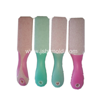 Plastic shoes cleaning brush mold