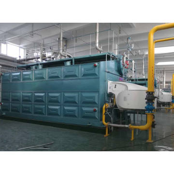 SZS Series of Condensing Gas/oil Fired Steam Boiler