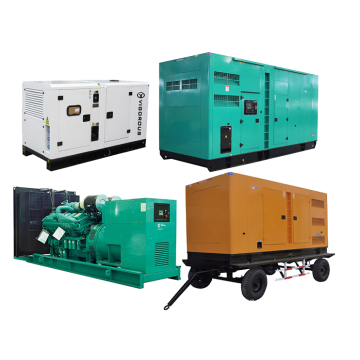 Industrial Diesel Genset Powered by WEICHAI