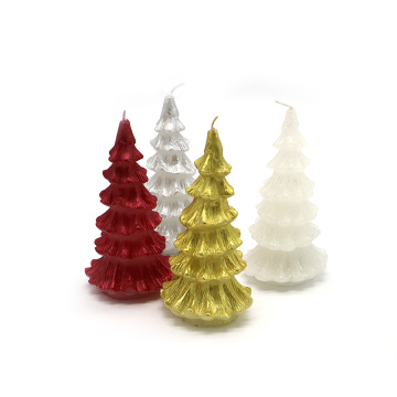 Magic LED Flashing Christmas Tree Candles