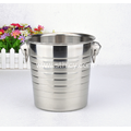 Stainless Steel Large Capacity Champagne Bucket