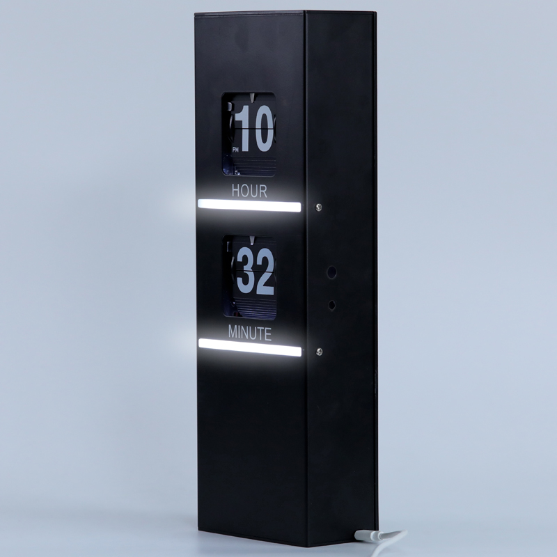 Lighting Decorative Flip Clock