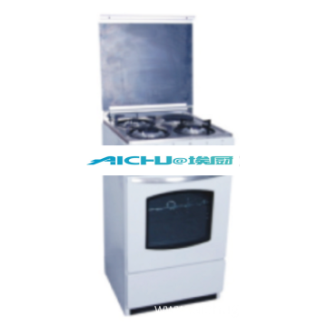 Gas Oven With Metal Lid