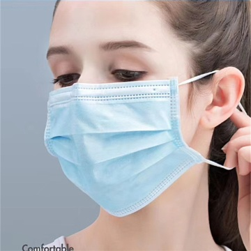 Medical Disposable Anti Virus Surgical Face Mask