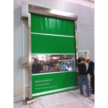 Isicabha se-Electric Fast Rolling Shutters