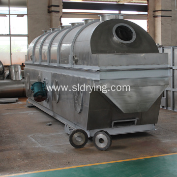Slag ZLG Series Vibration Fluidized Bed Dryer