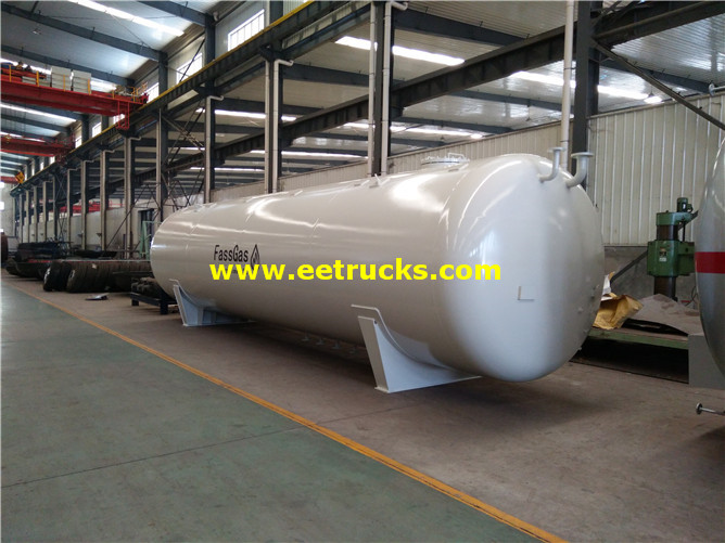 ASME Propylene Gas Tanks