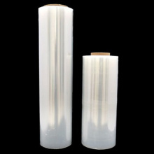 Customized specification Clear LLDPE packing stretch film