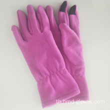 Cara Cotton Fleece Gloves