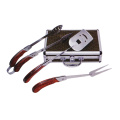 outdoors 3pcs folding BBQ tools set