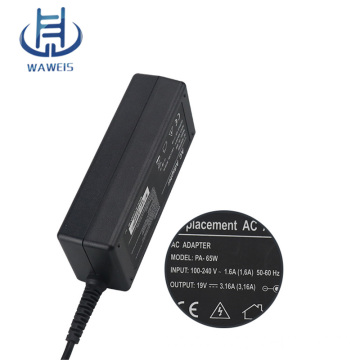 Charger for Samsung 19v 3.16a 5.5*3.0mm Adapter