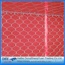Supply PVC Coated hexagonal gabion box