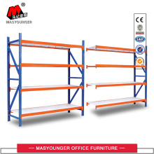 Best Price for for China Medium Rack,Medium Duty Rack ,Medium Duty Racking System Manufacturer Blue Metal Added-On Medium Rack supply to Turks and Caicos Islands Wholesale