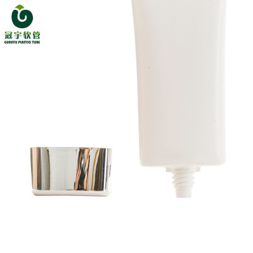 100ml cosmetic plastic tube for hand cream packaging