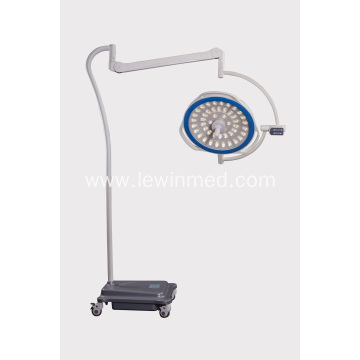 Floor type LED Operating Lamp with wheels